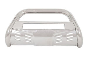 "Dee Zee- 3"" NXb Polished Bull Bar with Skid Plate for 07-18 Chevy #DZ501516"