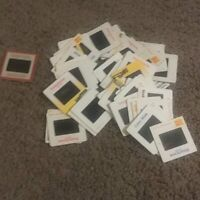 Vintage Lot of 55  1970's 80s Photograph Kodachrome Slides