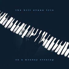 BILL TRIO EVANS - ON A MONDAY EVENING   CD NEU