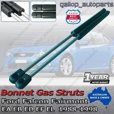 Ford Falcon EA EB ED EF EL Bonnet Struts Lifter Strut Gas Pair Right Left Side