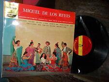 Miguel de Los Reyes et son ballet gitan / Montilla Barclay 128030 stereo LP