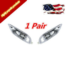 Front Bumper Lamp Clear Fog Light Pair Fit For 2005-2008 Toyota Corolla Camry