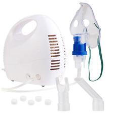 Inhaliergerät: Medizinischer Kompakt-Inhalator für Erwachsene und Kinder