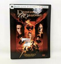 Dungeons & Dragons (DVD, 2001, Widescreen) Justin Whalin Marlon Wayans FP20