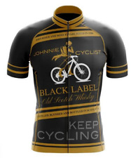 Johnnie Cyclist Black Label Cycling Jersey