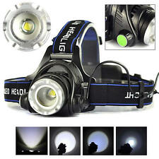 12000LM XM-L XML T6 LED Headlamp Headlight flashlight 18650 head light lamp
