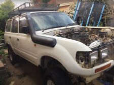 wrecking Toyota Landcruiser 80 series DX, ad is for BUYING ONE WHEEL NUT