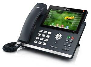Yealink ULTRA-ELEGANT TOUCHSCREEN PHONE  YEA-SIP-T48G  BY YEALINK
