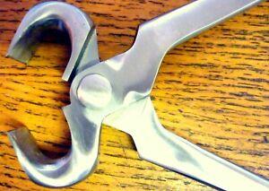 """Farriers Tools HOOF CUTTERS Nipper Trimmers 12"""" 14"""" 15"""" Vanadium Steel FULL DIE"""