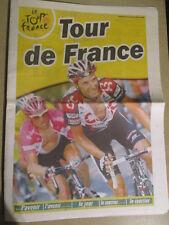 VELO : TOUR DE FRANCE : LE TOUR 2006  - 28/06/2006 -