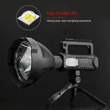 Waterproof P50 LED Work Lights Spotlight 350000LM Flashlight Searchlight Lamp