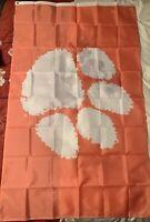 Clemson Tigers 3x5 Banner Man Cave Flag