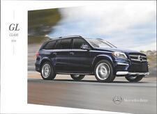 2014 14  Mercedes Benz GL Class  Original  brochure