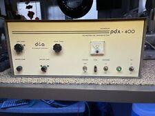 D&A PDX-400 20 Meter Transmitter/Linear Amplifier Phantom