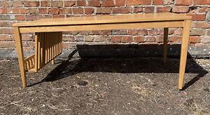 Ercol Artisan Oak Coffee Table