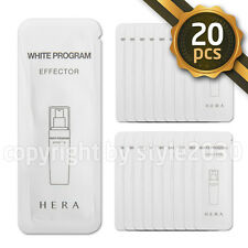 [Hera] White Program Effector 1ml x 20pcs (20ml) Whitening Essence Serum