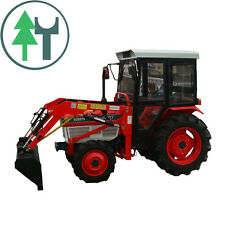 Kabine für Klein Traktoren Kubota Traktorkabine geschlossen Schlepperkabine