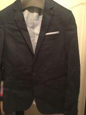 Selected/Homme Blazer, Dark Navy, £110