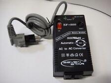 500 Watt 110v 220v Power Converter 110-220 Volt Up Down Voltage Transformer 500W