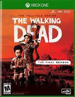 The Walking Dead: The Final Season - Microsoft Xbox One