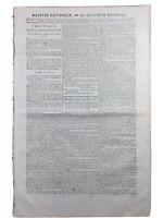 Hollande 1795 Pays Bas Assignat Carnot République Batave Révolution Française