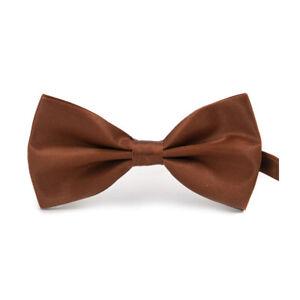 Fashion Men Wedding Bowtie Novelty Tuxedo Necktie Bow Tie Classic Adjustable US