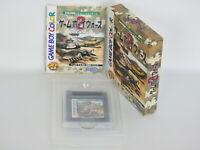 GAME BOY WARS 2 ref/bcb Game Boy Color Nintendo Japan Game gb