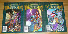 Legendary Talespinners #1-3 VF/NM complete series - A variants - fairy tales set