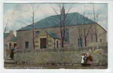 More details for wilkie memorial hall, pitlessie: fife postcard (c41114)