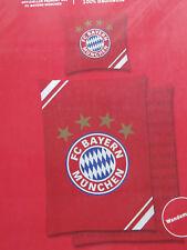 FC Bayer München Bettwäsche 135x200 cm NEU und orginal verpackt.in Rot
