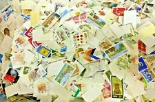 DDR Deutschland Off Paper Randomly Picked 200 pcs Stamps Collection Lot Germany