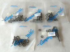 Campagnolo Pedal cleat Hardware SGR Vintage Road Bicycle C Record NOS x 5 Packs