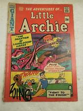 ARCHIE SERIES COMIC- THE ADVENTURES OF LITTLE ARCHIE NO. 35- 1965- GOOD- BB9
