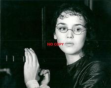Photo argentique Isabelle Adjani actrice lunettes glasses Adèle H cinéma film