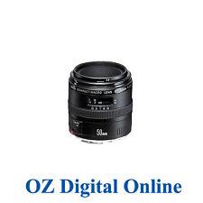 New Canon EF 50mm 50 f/2.5 F2.5 Compact Macro 1 YrAuWty
