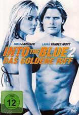 DVD NEU/OVP - Into The Blue 2 - Das goldene Riff - Laura Vandervoort