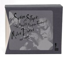 MILES DAVIS - SEVEN STEPS: THE COMPLETE COLUMBIA RECORDINGS - NEW CD BOXSET