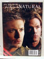 2010 SUPERNATURAL Magazine #20-Misha Collins/Eric Kripke-66 pgs-Variant Cover!