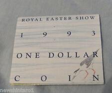 "#C14.   1993 LANDCARE SYDNEY ""S"" MINT MARK  AUSTRALIAN UNCIRCULATED  $1"