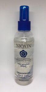 (1) NIOXIN Volumizing Reflectives Thickening Spray Volume 6.8oz