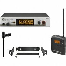 Sennheiser Ew112 Lapel Wireless System on Channel 38 (504638)