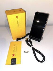 Kodak Ektra - 32GB (Extra 128 GB Included) - Black (Unlocked) Smartphone