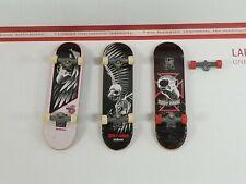 Lot of 3 TONY HAWK Tech Deck Birdhouse Skateboards Fingerboards!