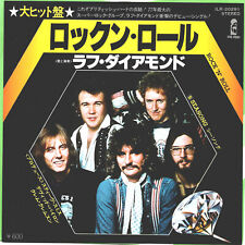 ROUGH DIAMOND - ROCK 'N' ROLL / SEASONG - VERY RARE! JAPAN 45'PS / URIAH HEEP