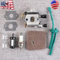 New Carburetor F STIHL FS55 FS55R FS55RC KM55 HL45 KM55R FS38 HT70 ZAMA C1Q-S66