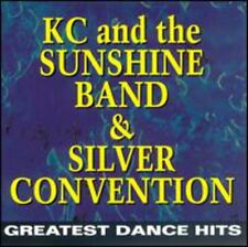 KC & the Sunshine Band - Greatest Dance Hits [New CD] Manufactured On Demand