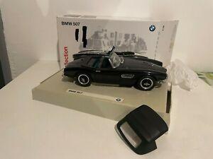 Voiture miniature 1/18 BMW 507 Revell noir référence 80439420049