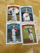 MLB old fashion style cards as seen in picture