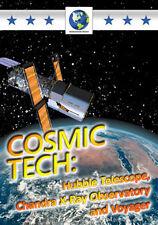 COSMIC TECH - DVD - REGION 2 UK