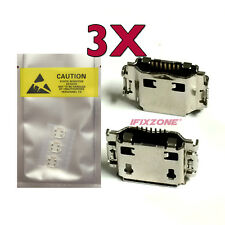3 X Micro USB Charging Port Charger T-Mobile Samsung Galaxy S Blaze 4G SGH-T769
